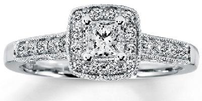 diamond ring shopping